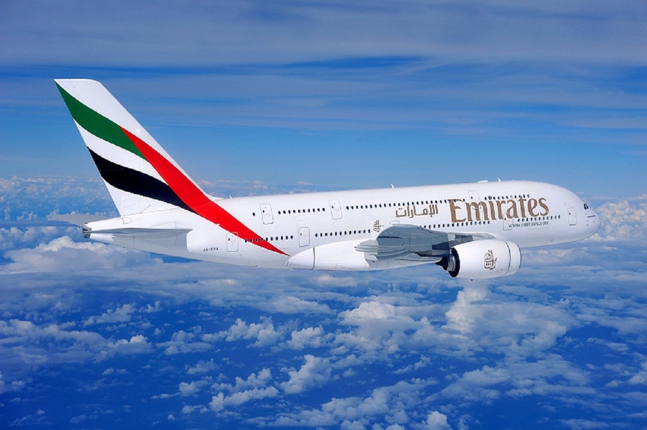 Emirates airlines manage booking