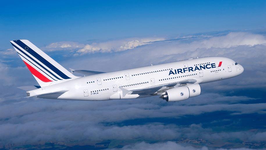 Air france booking