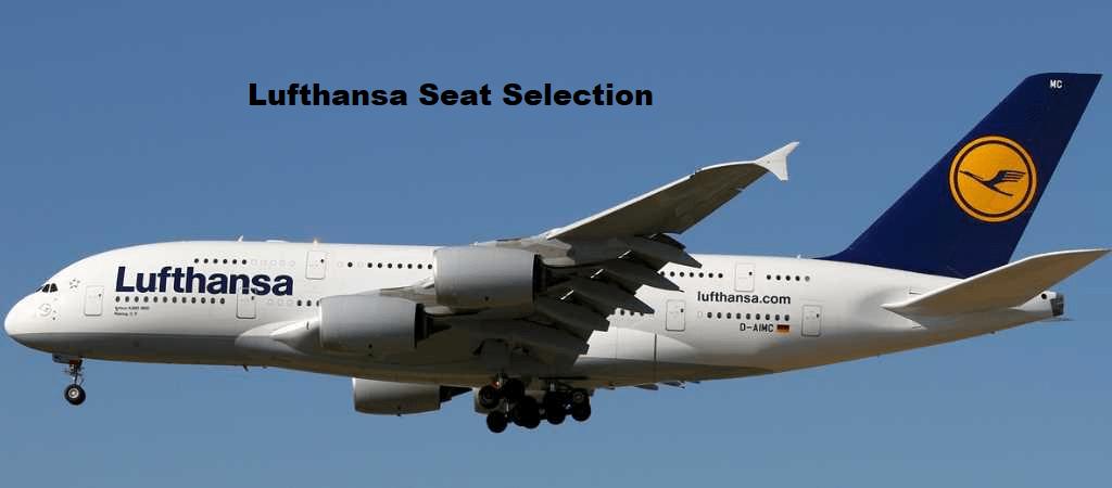 Lufthansa seat selection